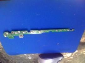 HP Compaq Power Button and LED Board 317446-001 DAKT9AYB2E5