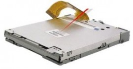 Compaq 1.44MB Floppy Disk Drive - 254119-001