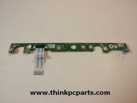 HP Compaq V2000 POWER SWITCH BOARD DACT1PB16E0 WITH RIBBON CABLE