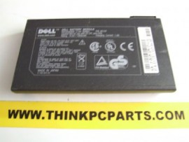 DELL INSPIRON 4000 PULLED QUESTIONABLE BATTERY # 851UY