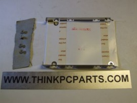 IBM THINKPAD R32 TYPE 2658 HDD HARD DRIVE CADDY WITH SCREWS
