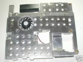 SONY VAIO PCG-9D6L LCD KEYBOARD PLATE w/ CPU FAN