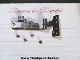 ASUS EEE PC 1215T RIGHT LCD HINGE WITH SCREWS