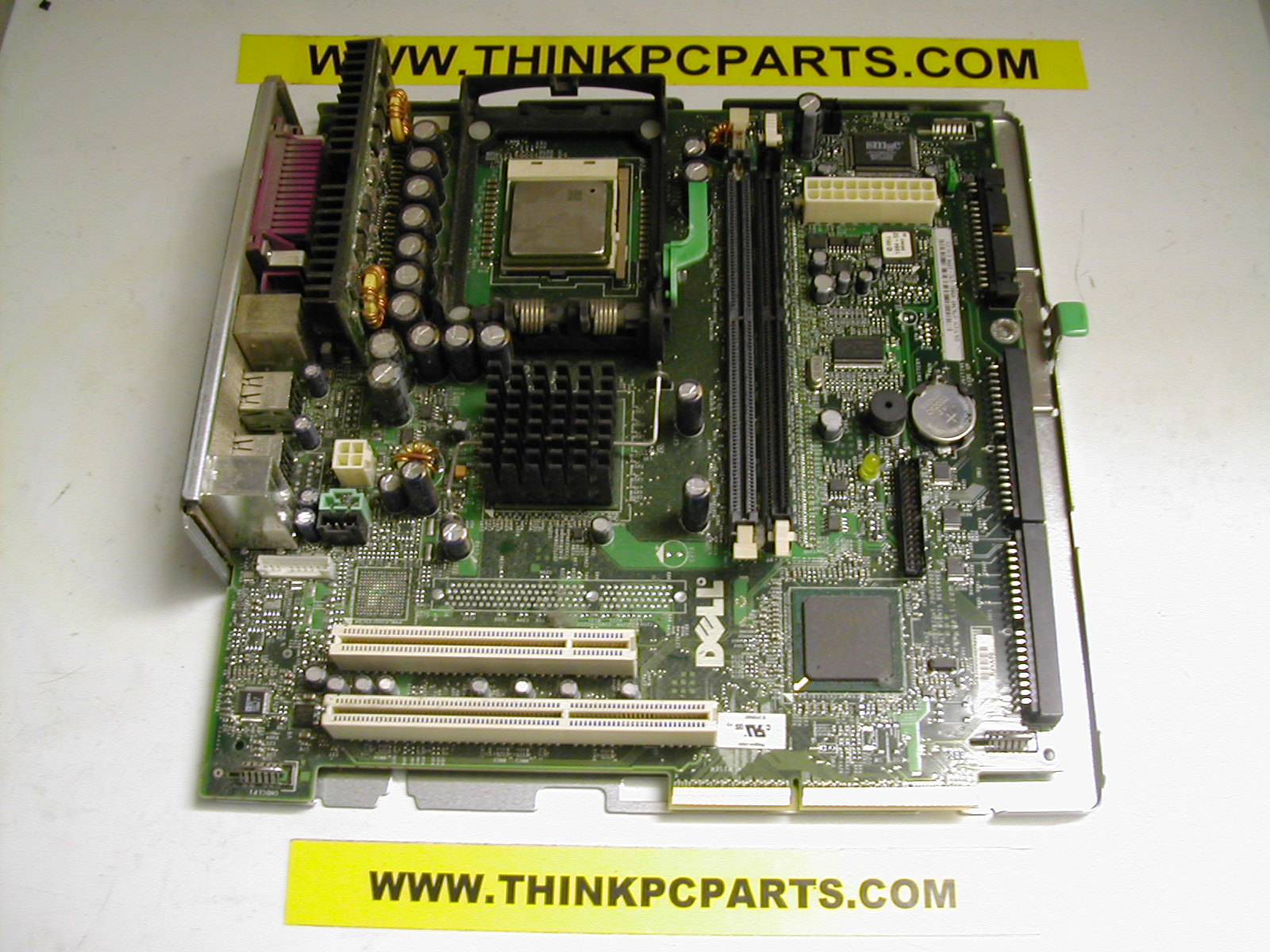 Dell Dimension 4500s Motherboard With Intel Celron 1 7ghz
